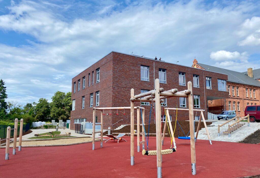 Eröffnung Fritz-Reuter-Grundschule