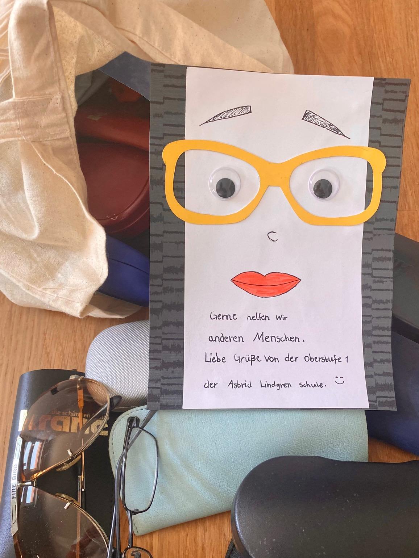 Brillen Astrid-Lindgren-Schule